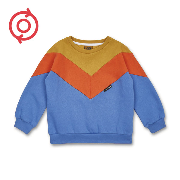 *Refurbished* Kids Cut & Sew Sweatshirt (organic cotton)