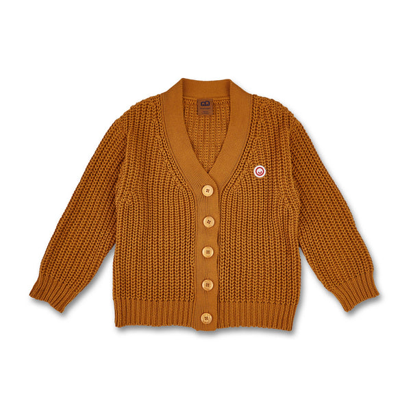 Kids Knit Cardigan (organic cotton)