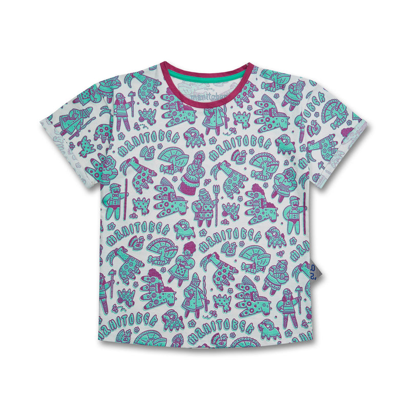 Kids AOP T-Shirt (organic cotton)