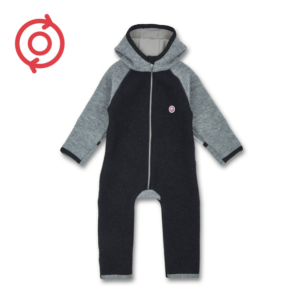 *Refurbished* Kids boiled wool overall (Organic Wool)