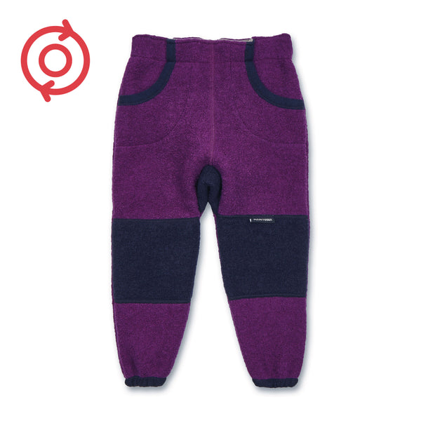 *Refurbished* Kids boiled wool pants (Organic Wool)