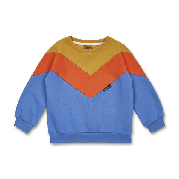 Kids cut&sew Sweatshirt (Organic Cotton)