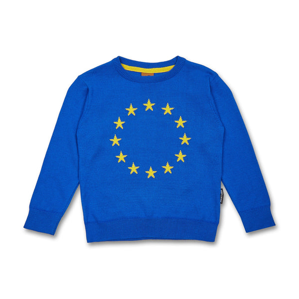 Kids Europe Knit Sweatshirt (Organic Cotton)