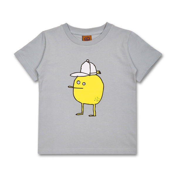 Kids Zitrone T-Shirt (organic cotton) - Manitober