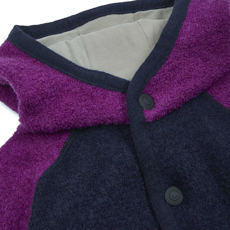 *Refurbished* Kids boiled wool jacket (Organic Wool) - Manitober