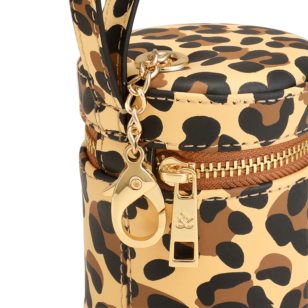 LEOPARD PRINT TREATS BAG