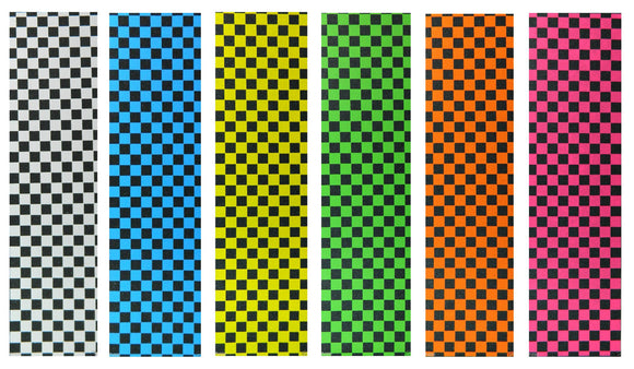 Skateboard Checkered Grip Tape 9