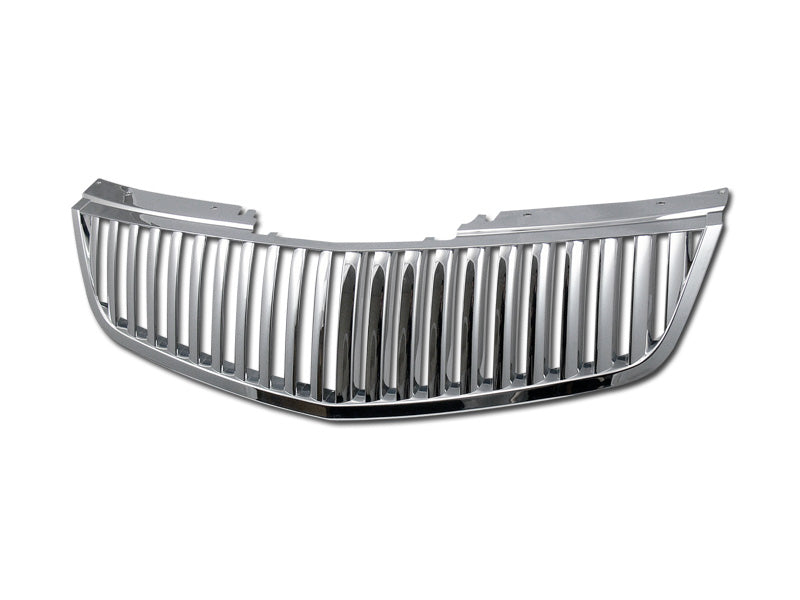 Armordillo 2006-2011 Cadillac DTS Vertical Grille Chrome - Armordillo USA by I3 Enterprise Inc.