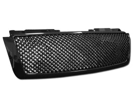 Armordillo 2007-2014 Chevy Tahoe Mesh Grille Gloss Black