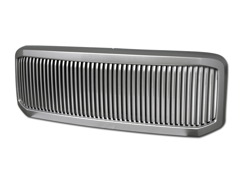 Armordillo 2005 Ford Excursion Vertical Grille Gray - Armordillo USA by I3 Enterprise Inc.
