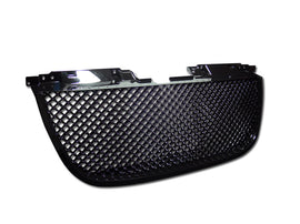 Armordillo 2007-2014 GMC Yukon Mesh Grille Gloss Black - Armordillo USA by I3 Enterprise Inc.