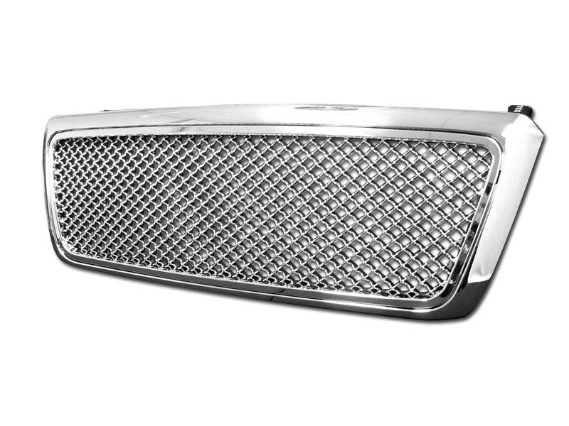 Armordillo 2006-2008 Lincoln Mark LT Mesh Grille Chrome - Armordillo USA by I3 Enterprise Inc.