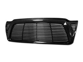 Armordillo 2005-2011 Toyota Tacoma Horizontal Grille Gloss Black - Armordillo USA by I3 Enterprise Inc.