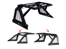 Armordillo CR-X Rack Chase Rack For Mid Size Trucks - Armordillo USA by I3 Enterprise Inc.
