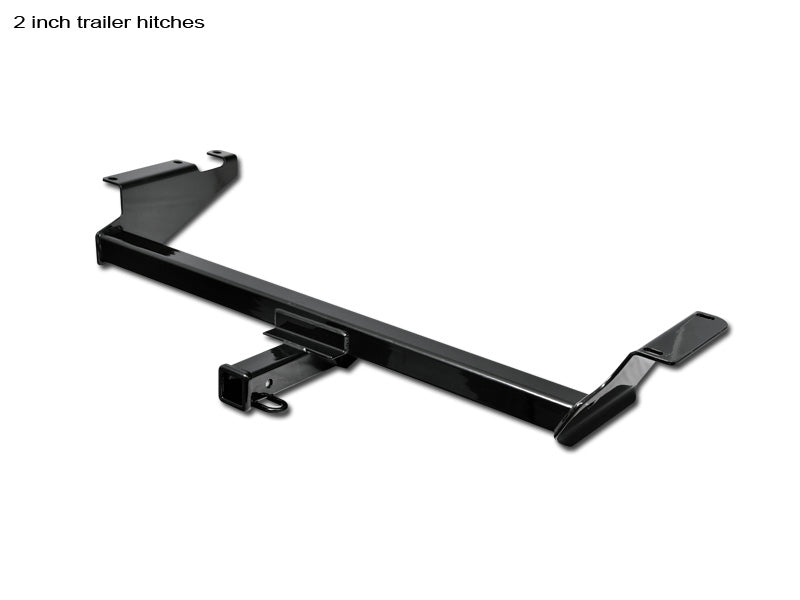 Armordillo 2008-2016 Dodge Grand Caravan Class 3 Trailer Hitch - Black - Armordillo USA by I3 Enterprise Inc.