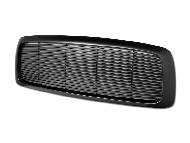 Armordillo 2002-2005 Dodge Ram 1500 Horizontal Grille Matte Black - Armordillo USA by I3 Enterprise Inc.