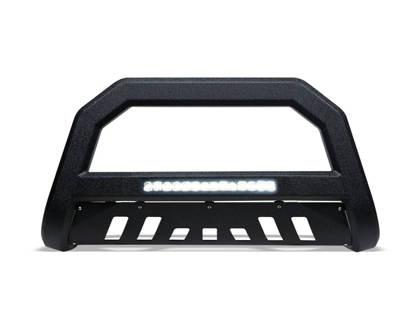 Armordillo 2001-2007 Toyota Sequoia AR Series Bull Bar w/LED - Texture Black - Armordillo USA by I3 Enterprise Inc.