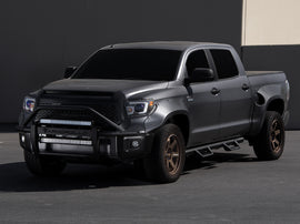 Armordillo 2007-2019 Toyota Tundra AR Pre-Runner Guard - Matte Black - Armordillo USA by I3 Enterprise Inc.