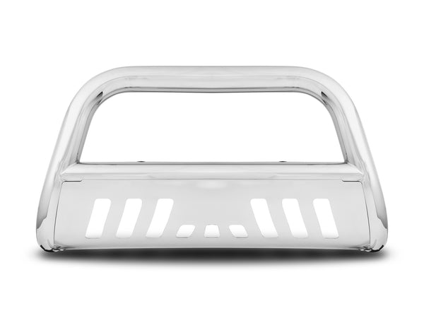 Armordillo 1999-2004 Ford F-250/F-350/F-450/F-550 Super Duty Classic Bull Bar - Polished - Armordillo USA by I3 Enterprise Inc.