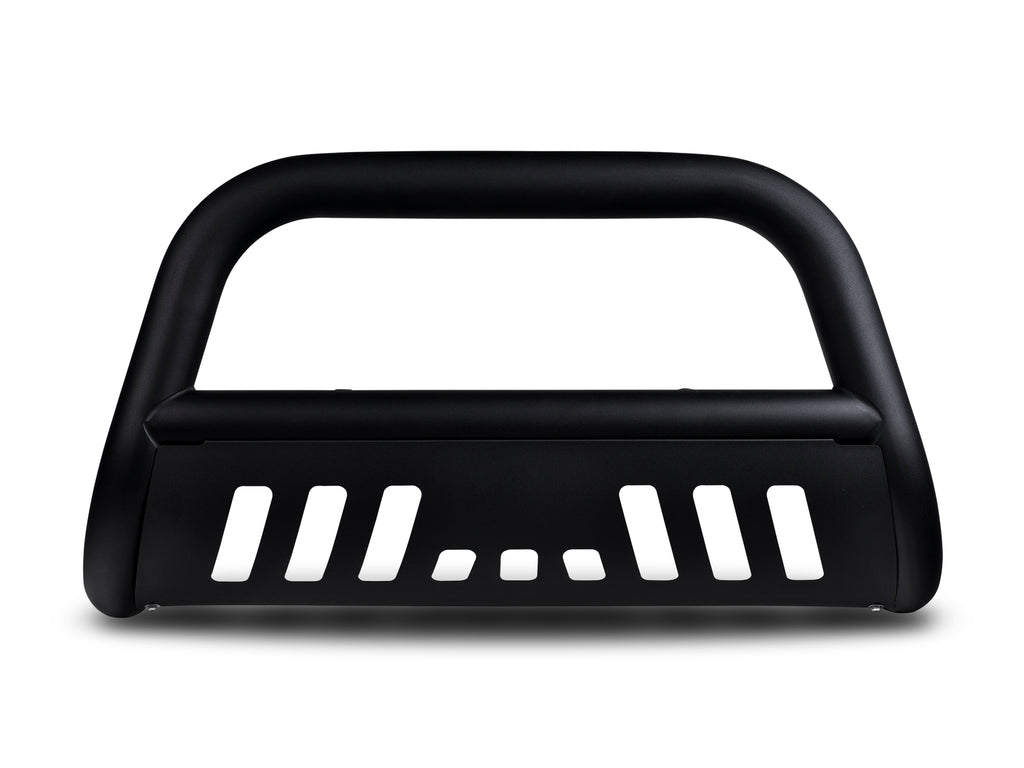 Armordillo 2007-2010 Chevy Silverado 2500/3500 Classic Bull Bar - Matte Black - Armordillo USA by I3 Enterprise Inc.
