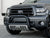 Armordillo 2003-2008 Honda Pilot Classic Bull Bar - Matte Black W/Aluminum Skid Plate - Armordillo USA by I3 Enterprise Inc.