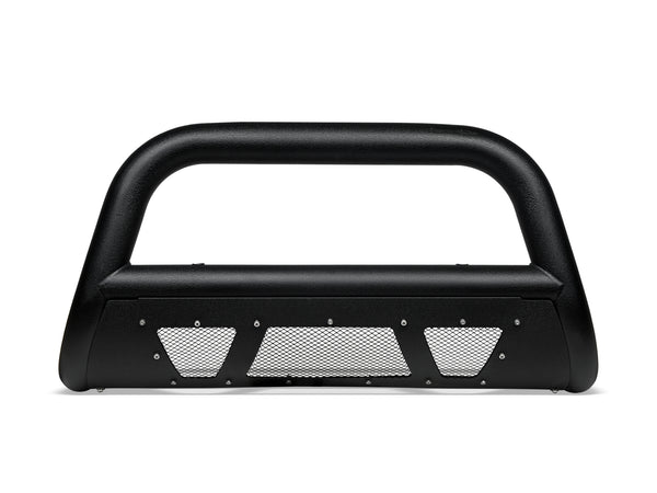 Armordillo 1999-2004 Ford F-250/F-350/F-450/F-550 Super Duty MS Series Bull Bar - Texture Black - Armordillo USA by I3 Enterprise Inc.