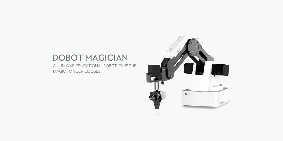 the new dobot range including the magician robotic arm  u0026 kits  u2014 cool components