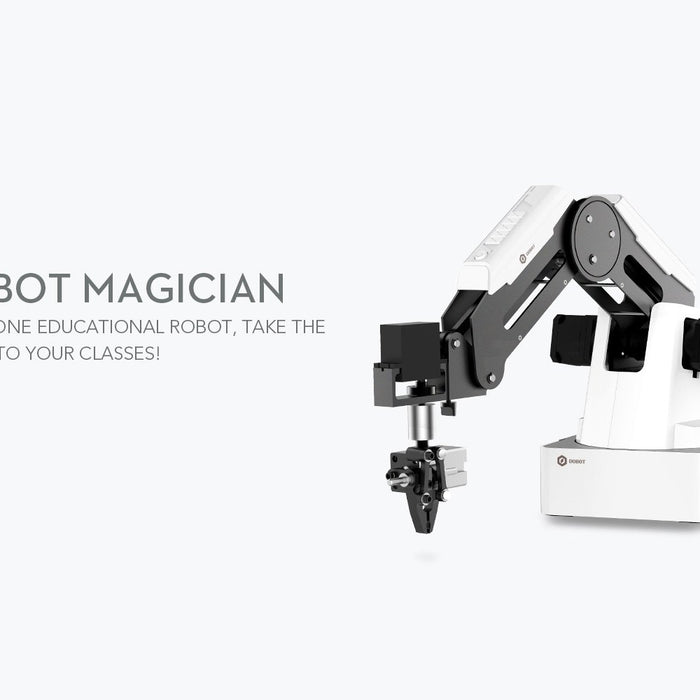 The new Dobot range including the Magician Robotic Arm & Kits