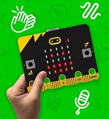 Comparing the BBC Micro:Bit V1 and V2, what is different?