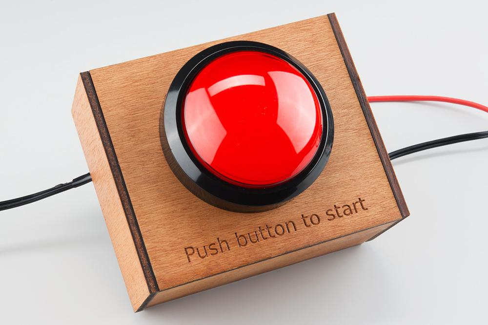 How to use a Big Dome Button!