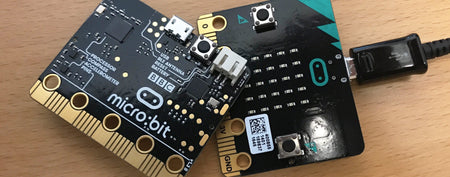 Create your own Electronic Dice with the BBC micro:bit