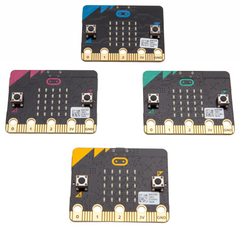 BBC Micro:Bit Different Colours