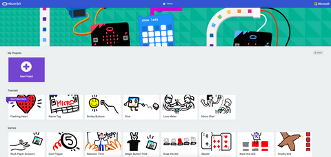Your First BBC Micro:Bit JavaScript Program — Cool Components