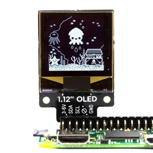 OLED Displays — Cool Components