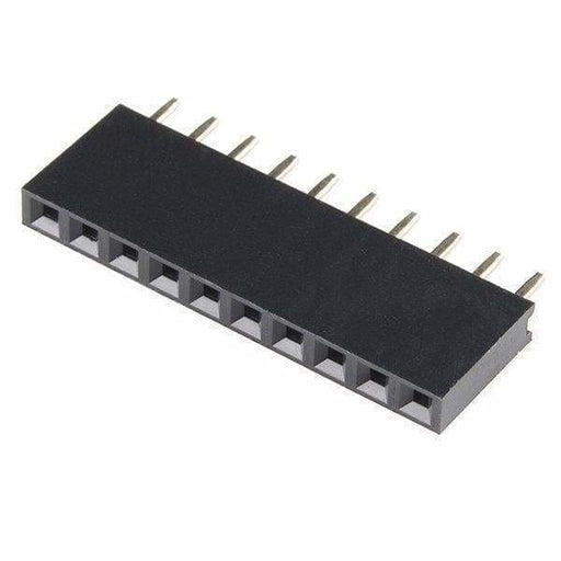 10 Pin Female Header - Connectors