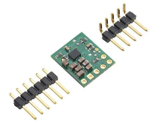3.3V Step-Up/step-Down Voltage Regulator W/ Adjustable Low-Voltage Cutoff S9V11F3S5Cma - Active Components