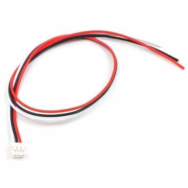 3-Pin Female Jst Cable For Sharp Distance Sensors (30Cm) - Infra Red