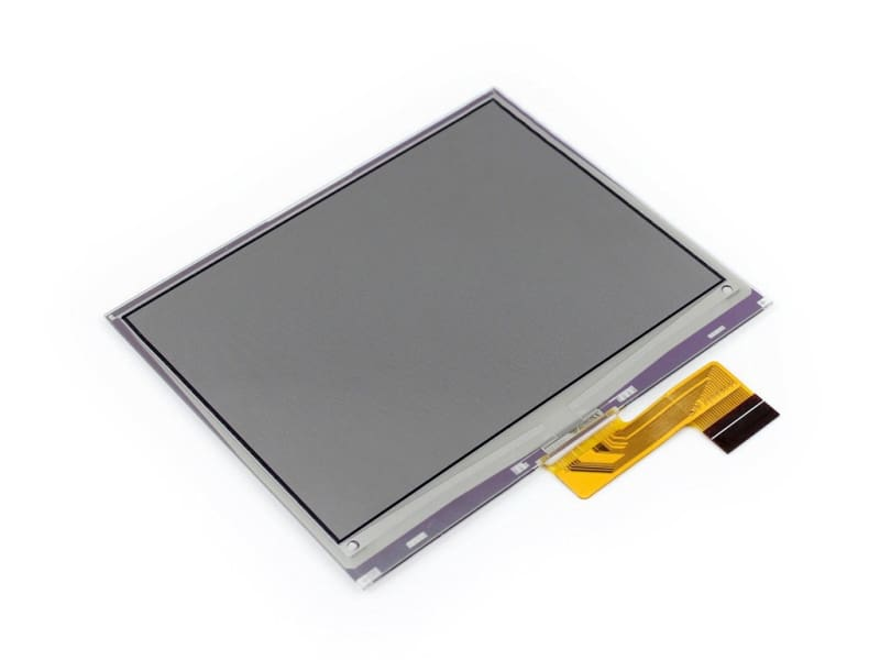 4.2Inch E-Ink Raw Display Three-Color E-Paper Black/white/red - Lcd Displays