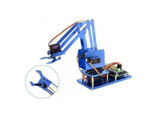 4-DOF Metal Robot Arm Kit for Raspberry Pi Bluetooth+WiFi version - Robot