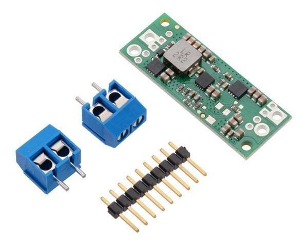 5V Step-Up Voltage Regulator U3V70F5 - Active Components