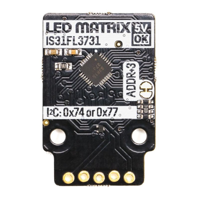 5x5 RGB Matrix Breakout - LED Displays