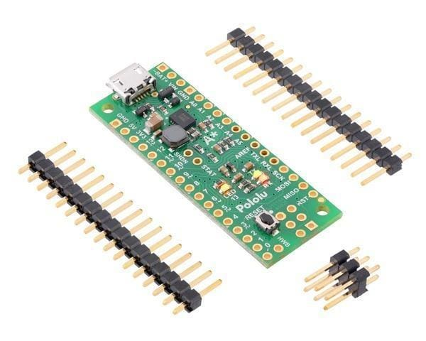 A-Star 32U4 Mini Sv - Dev Boards