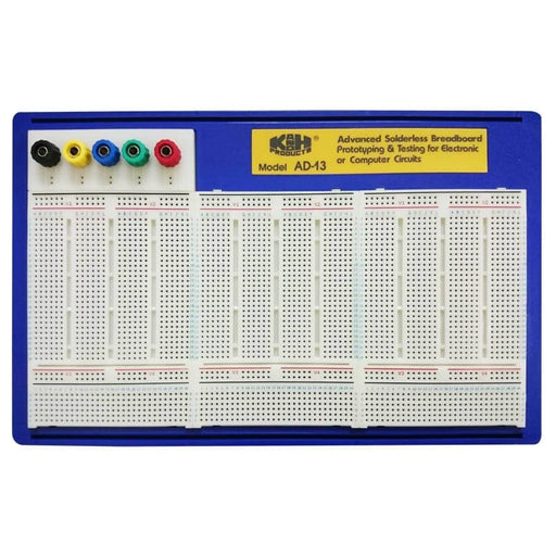 Ad-13 Advanced Solderless Breadboard - Breadboards