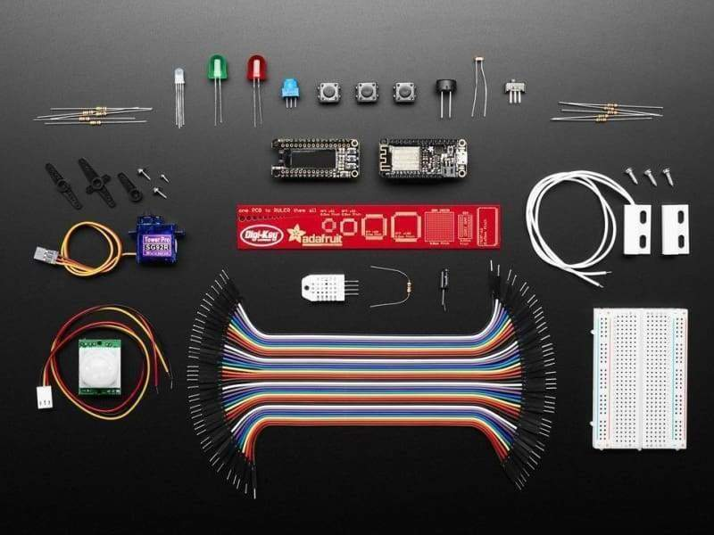 Adabox003 - The World Of Iot - Curated By Digikey (Id: 3268) - Kits