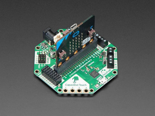Adafruit Crickit For Micro:bit (Id: 3928) - Accessories And Breakout Boards