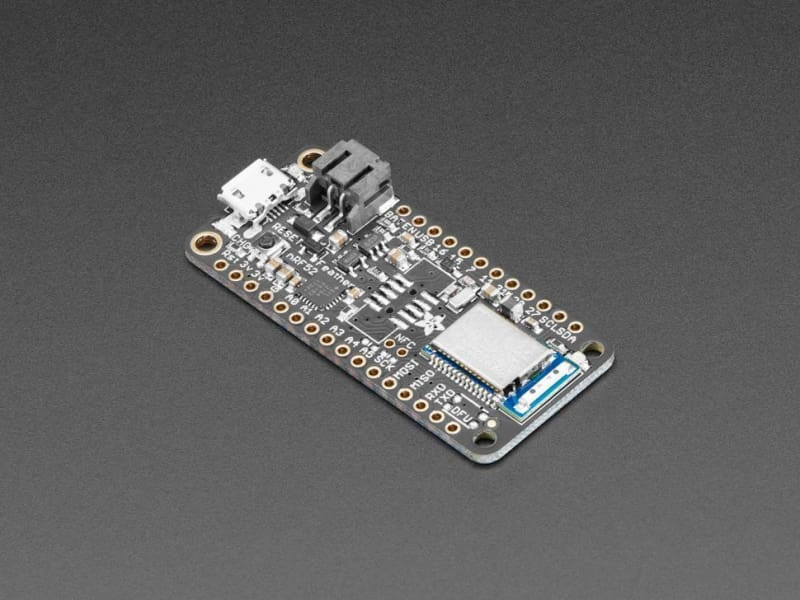 Adafruit Feather Nrf52 Bluefruit Le - Nrf52832 (Id: 3406) - Bluetooth