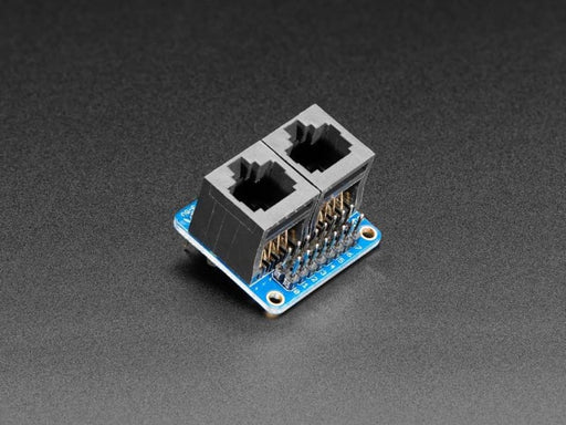 Adafruit Neopxl8 Friend - 8 X Strands Neopixel Level Shifter (Id: 3975) - Leds