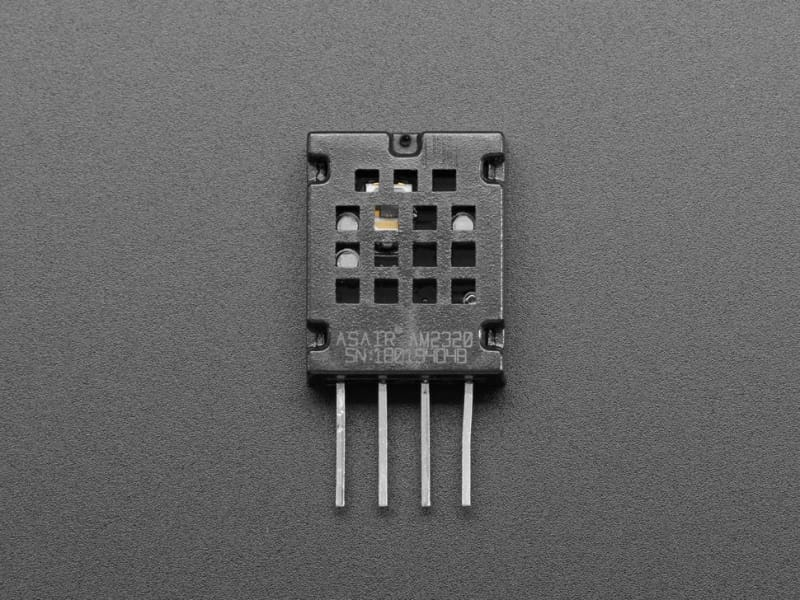 Am2320 Digital Temperature And Humidity Sensor (Id: 3721) - Temperature And Pressure
