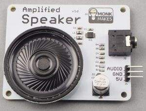 Amplified Speaker - speaker