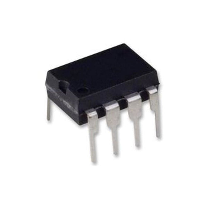 Analog To Digital Converter Mcp3002 - Active Components